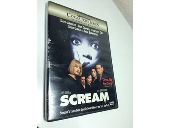 ****DVD SCREAM REGION 1 NTSC M XTRA MATERIAL DIMENSION*****