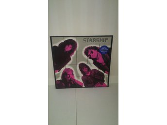 Starship - No Protection, vinyl LP