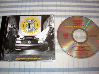 Pete Rock C.L Smooth (Mecca And The Soul Brother) Electra , Made In Germany 1992