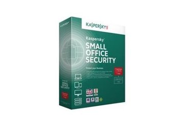 Kaspersky Small Office Security 4, 7anv 1år FRAKTFRITT