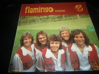 flamingokvintetten 6 lp