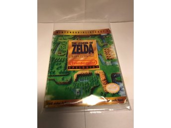 The legend of Zelda - a link to the past / NES SPELGUIDE / Mycket sällsynt