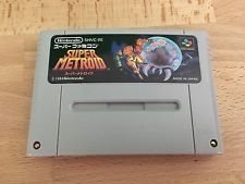 Supet Metroid snes jpn