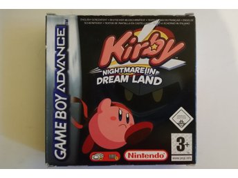 Kirby: Nightmare in Dreamland - Eksjö - Kirby: Nightmare in Dreamland - Eksjö