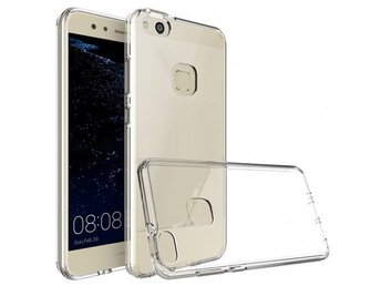 Huawei P10 Lite Ultratunn TPU Skal Simple® Färg: Transparent