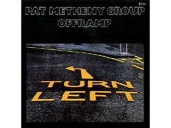 Metheny Pat/Lyle Mays/Steve Rod: Pat Metheny (Vinyl LP) Ord Pris 199 kr SALE