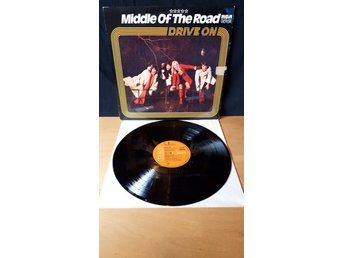 Middle Of The Road - Drive On LP 1973