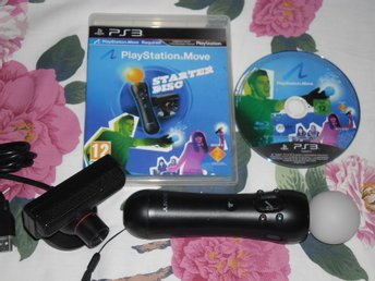 PlayStation 3/PS3: Move Starter Pack