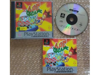 PlayStation/PS1: Ape Escape (svensk utgåva)