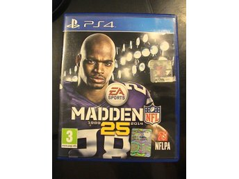 MADDEN NFL 25 - 1989 - 2014  / PLAYSTATION 4 PS4 / NYSKICK