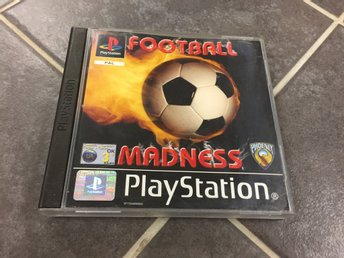 Football Madness PS1