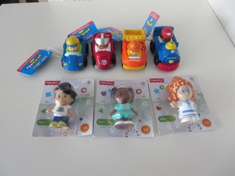 Fisher-Price LittlePeople Nytt