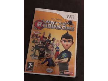 Disney Meet the Robinsons Wii