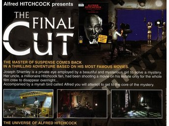 Alfred Hitchcock: The Final Cut / PC spel / NYTT <----