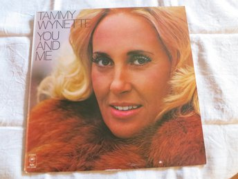 Tammy Wynette LP: You and me