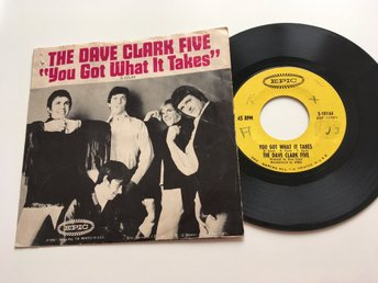 The Dave Clark Five You got what it takes / Doctor Rhytm USA-press 1967