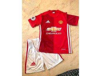 supersöt för hela familjen köp bra united tröja zlatan