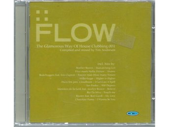 FLOW - The Glamorous way of house clubbing - 001