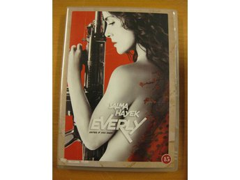 EVERLY  - SALMA HAYEK - DVD 2015