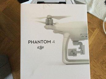Dji Phantom 4 Ny - Växjö - Dji Phantom 4 Ny - Växjö