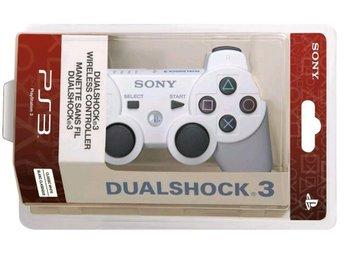 Sony Playstation 3 handkontroll dualshock 3 sixaxis ny dual shock - Mjölby - Sony Playstation 3 handkontroll dualshock 3 sixaxis ny dual shock - Mjölby