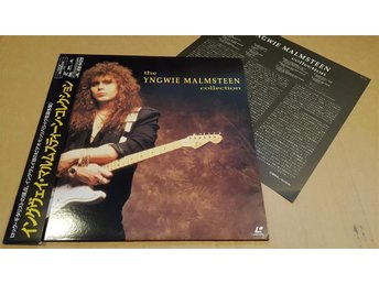 YNGWIE MALMSTEEN - COLLECTION JAPAN LD