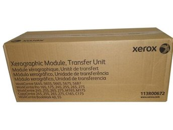 Xerox transfer unit original 400 000 sidor (113R00672) - Hisings Kärra - Xerox transfer unit original 400 000 sidor (113R00672) - Hisings Kärra