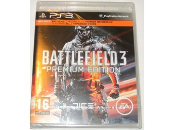 Battlefield 3: Premium Edition PS3 NYTT! - Norrtälje - Battlefield 3: Premium Edition PS3 NYTT! - Norrtälje