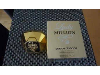 Paco Rabanne Lady million Edp - åkarp - Paco Rabanne Lady million Edp - åkarp