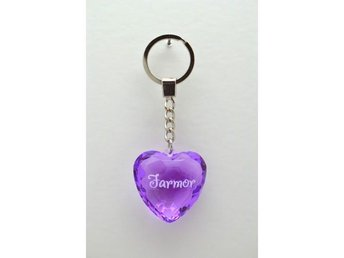 Farmor Diamond keyring