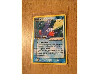 Pokémon kort Mudkip 107/109 - Klågerup - Pokémon kort Mudkip 107/109 - Klågerup