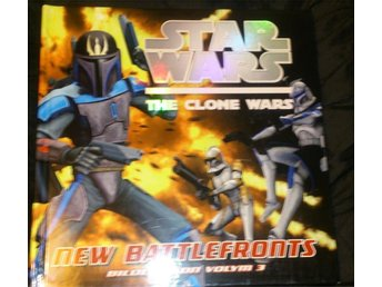 "Star Wars (Clone wars) ""New battlefronts"""