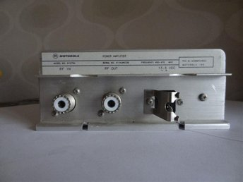 Motorola Power Amplifier UHF