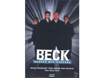 BECK MANNEN MED IKONERNA DVD - Jonsred - BECK MANNEN MED IKONERNA DVD - Jonsred
