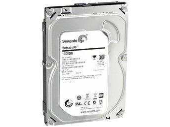 Seagate Barracuda 1000GB - Skivarp - Seagate Barracuda 1000GB - Skivarp