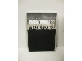 Band of Brothers - Hela Serien, (6 DISK) - FINT SKICK!