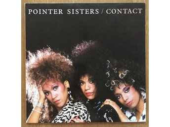 Pointer Sisters – Contact  Label: RCA ‎– PL 85487 Country: Italy Released: 1985