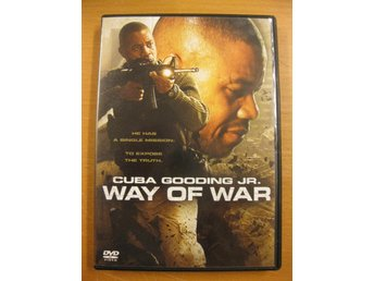 WAY OF WAR - CUBA GOODING JR. - DVD