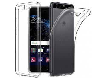 Huawei P10 Plus Ultratunn TPU Skal Simple® Färg: Transparent