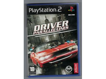 PlayStation 2    Driver parallel lines