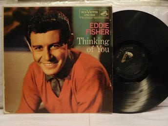 EDDIE FISHER - THINKING OF YOU