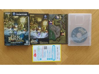 Nintendo GameCube: Fire Emblem: Souen no Kiseki Path of Radiance (JAPANSKT)