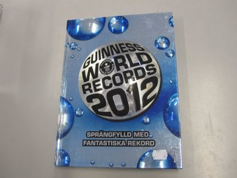 Guinness world records 2012