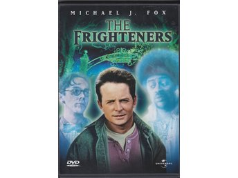 The Frighteners - Peter Jackson - Michael J Fox - Trini Alvarado - Svensk Text