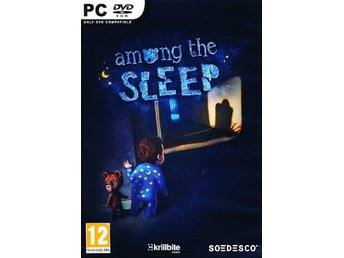 Javascript är inaktiverat. - Stockholm - Among the Sleep is a first person horror adventure, in which you play a two year old child. After waking up in the middle of the night to mysterious sounds, you start exploring the dark looking for comfort.The game explores horror through atmo - Stockholm