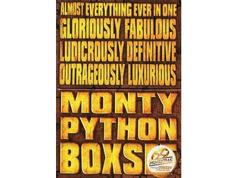 Monty Python / Almost everything ever Box (14 DVD)