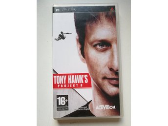 Tony Hawks project 8 PSP spel