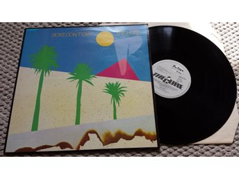 THE CURE Boys Don't Cry LP UK 1983