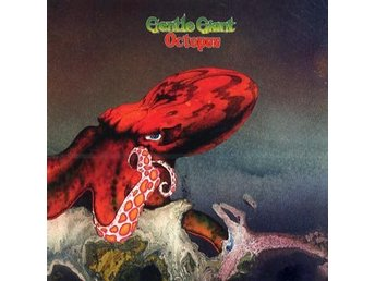 Gentle Giant: Octopus (Steven Wilson mix) (Vinyl LP)