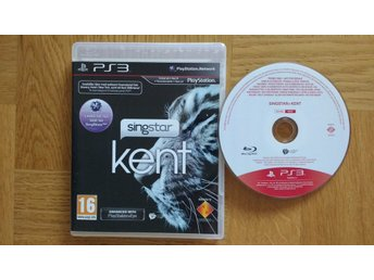 PlayStation 3/PS3: Singstar Kent (kräver mikrofoner)